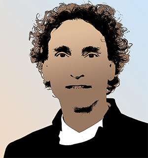 portrait, Jean-Yves Sgro